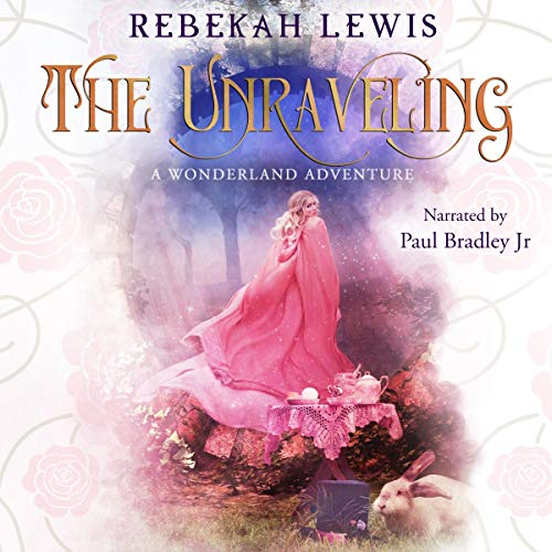 The Unraveling audiobook cover art