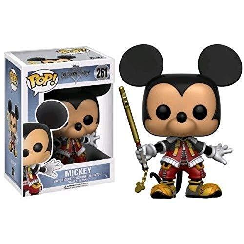 Funko- Pop Vinile Disney Kingdom Hearts Mickey, 12362