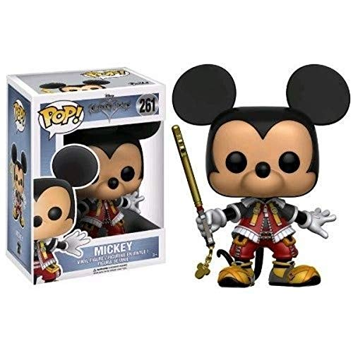 Funko POP! Disney: Disney Kingdom Hearts: Mickey