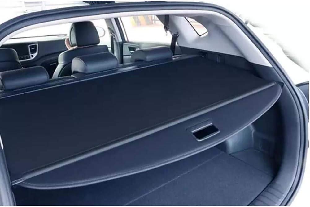 wowowa Auto Heckkoffer Laderaumabdeckung Sicherheitsschild Bildschirmschirm Passend f/ür Subaru Tribeca 2006-2012