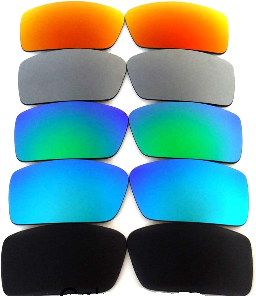 Galaxy Replacement Lenses 25% OFF For Oakley BlackBlueG Gascan Small Max 43% OFF S