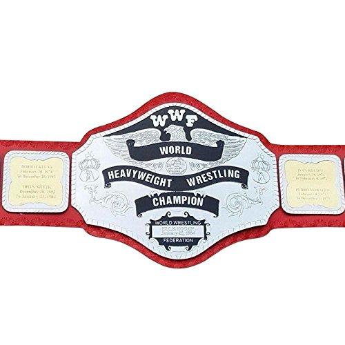 hulk hogan championship belt - 5