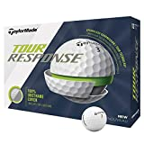 TaylorMade Tour Response Golf Ball, White, Large, Dozen