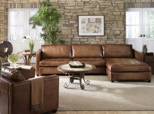 Toscana Home Interior couch