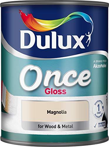 Dulux Sobald Satinwood 750ml Magnolia