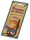 Fournier- Parejas del Mundo Baraja de Cartas Infantil Clásica, Multicolor...