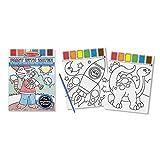 MaMeMi Wassermalfarben mit Vorlage für Jungs * von Melissa & Doug -