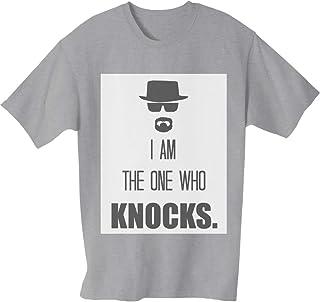 I Am The One Who Knocks Camiseta para Hombre