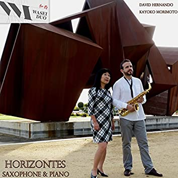 Horizontes (Music for Saxophone and Piano)