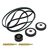 newlifeapp MAYT-1 Dryer Repair Kit Part # 40111201, 37001042,37001298,Y54414 Replacement Kit for Amana, Maytag, Admiral,