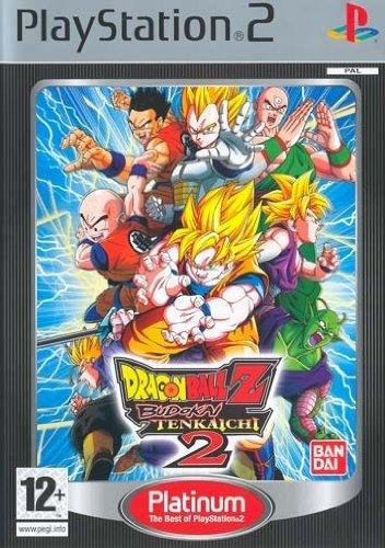 Namco Bandai Games Dragonball Z: Budokai Tenkaichi 2 Platinum, PS2