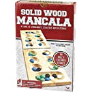 Spin Master Games Wood Folding Mancala in Cardboard Sleeve (Packaging may Vary) (6029102)