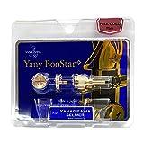 柳澤管楽器 Yany BooStar✧(ヤニー・ブースター)ネック止めネジ ヤナギサワ・セルマー用 ピンクゴールドプレート