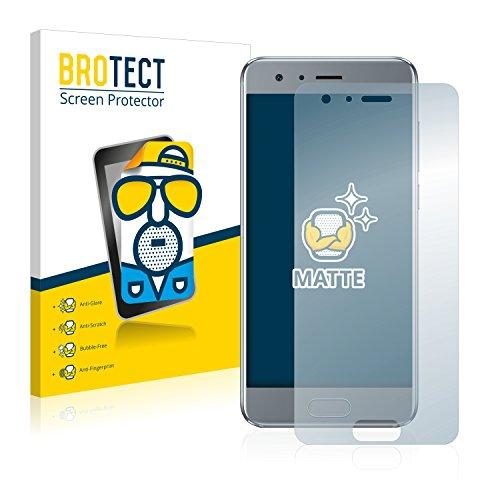BROTECT 2X Entspiegelungs-Schutzfolie kompatibel mit Honor 9 Displayschutz-Folie Matt, Anti-Reflex, Anti-Fingerprint