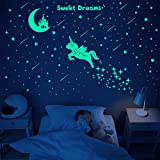 Best Glowing Stars - 353 PCS Glow in Dark Stars and Moon Review