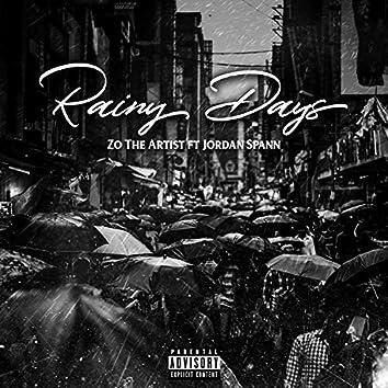 Rainy Days (feat. Jordan Spann)