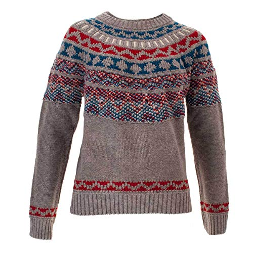 GANT Damestrui D2. Winter Fairisle