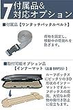 カーメイト ルーフボックス inno ルーフボックス55 300L ブラック BRQ55BK