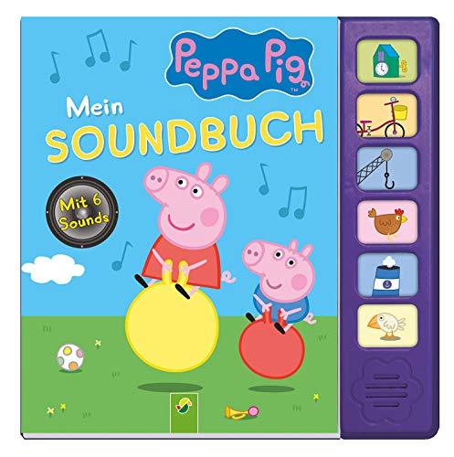 Peppa Pig Mein Soundbuch: Mit 6 Sounds