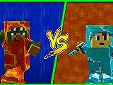 Clip: Lava vs. Water Armor Challenge!
