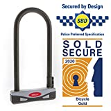 Sterling 273S 170 x 340 mm Secure Gold Aproved Universal D Lock