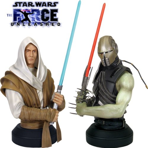 Gentle Giant Studios - Star Wars The Force Unleashed Bust 2-Pack Starkiller Exclusive 2 image