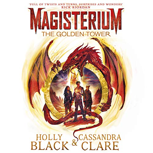 Magisterium: The Golden Tower cover art