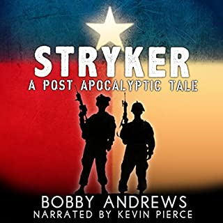 Stryker cover art