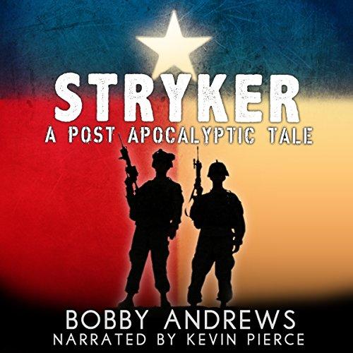 Stryker audiobook cover art