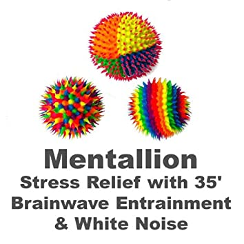 Stress Relief with 35' brainwave Entrainment and White Noise