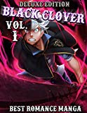 Best Romance Manga Black Clover Deluxe Edition: All in one Edition Black Clover Volume 1...