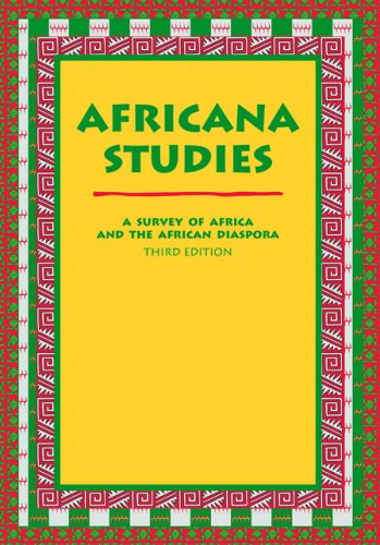 Africana Studies: A Survey of Africa And the African...