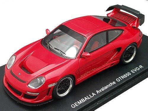 1 43 GEMBALLA GTR 650 Evo rot Avalanche (KBS031) (japan import)