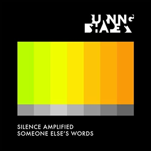 Silence Amplified / Someone Else's Words - Single