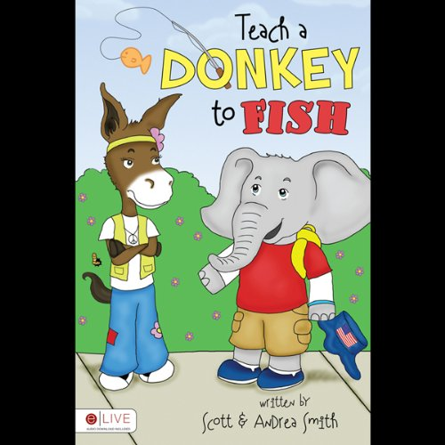 Couverture de Teach a Donkey to Fish