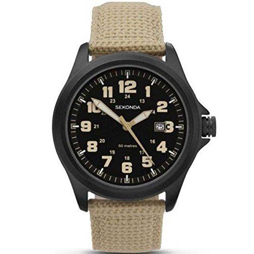Reloj SEKONDA - Unisex 1368.27, Beige/Gris