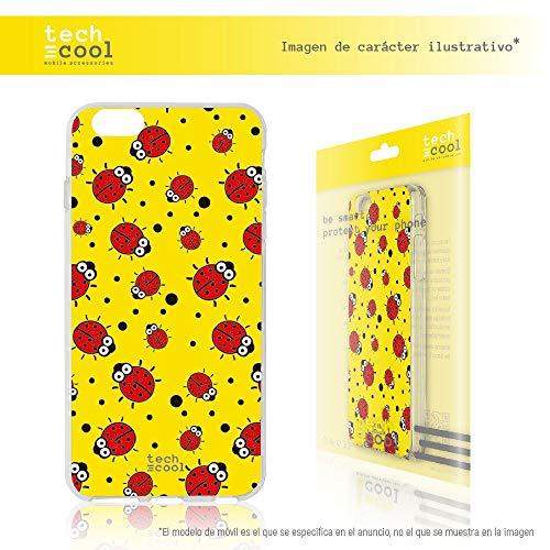 Flores Fondo Colores Funnytech Cover ASUS Zenfone 4 ZE554KL Custodia in Silicone Design Esclusivo, Stampa ad Alta Definizione per ASUS Zenfone 4 ZE554KL TPU
