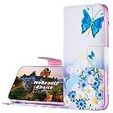MoBeautyChoice kompatibel mit LG K5 Hülle + Displayschutz,