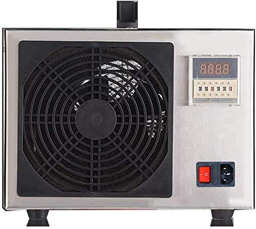 LIUTAO Generador de ozono Industrial 20 g/h purificador de Aire para Plantas en Crecimiento talleres de Alimentos evitan brotes de Oficina