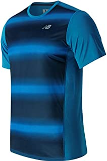 New Balance Men's Accelerate Short Sleeve Tee