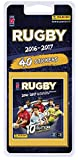 Panini - AS 2229-038 - Pack de 40 Stickers Rugby 2016-2017