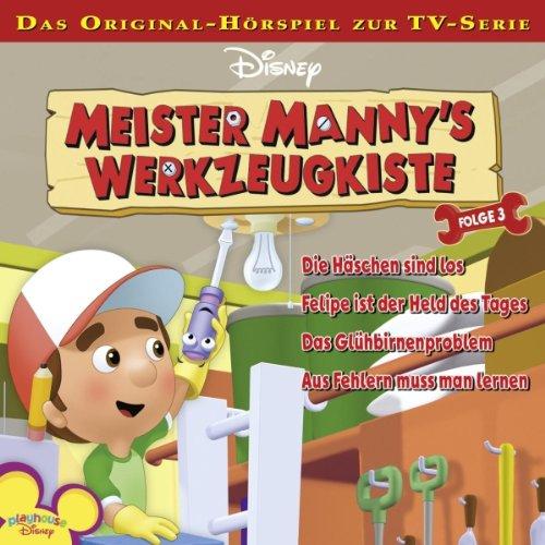 Meister Mannys Werkzeugkiste 3 Titelbild