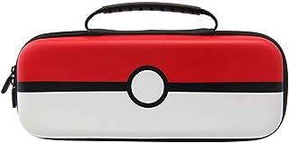 LICHIFIT Nintendo Switch用ケース バッグ モンスターボール Plus収納 ゲームカード収納 収納力抜群