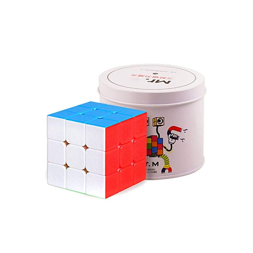 意志釈義バルコニーQiyuezhuangshi ルービックキューブ、磁気プロフェッショナルルービックキューブ、ゲームの魔法の立方体として使用することができます、ギフトとして使用することができます。 ファッション (Edition : Third-order)