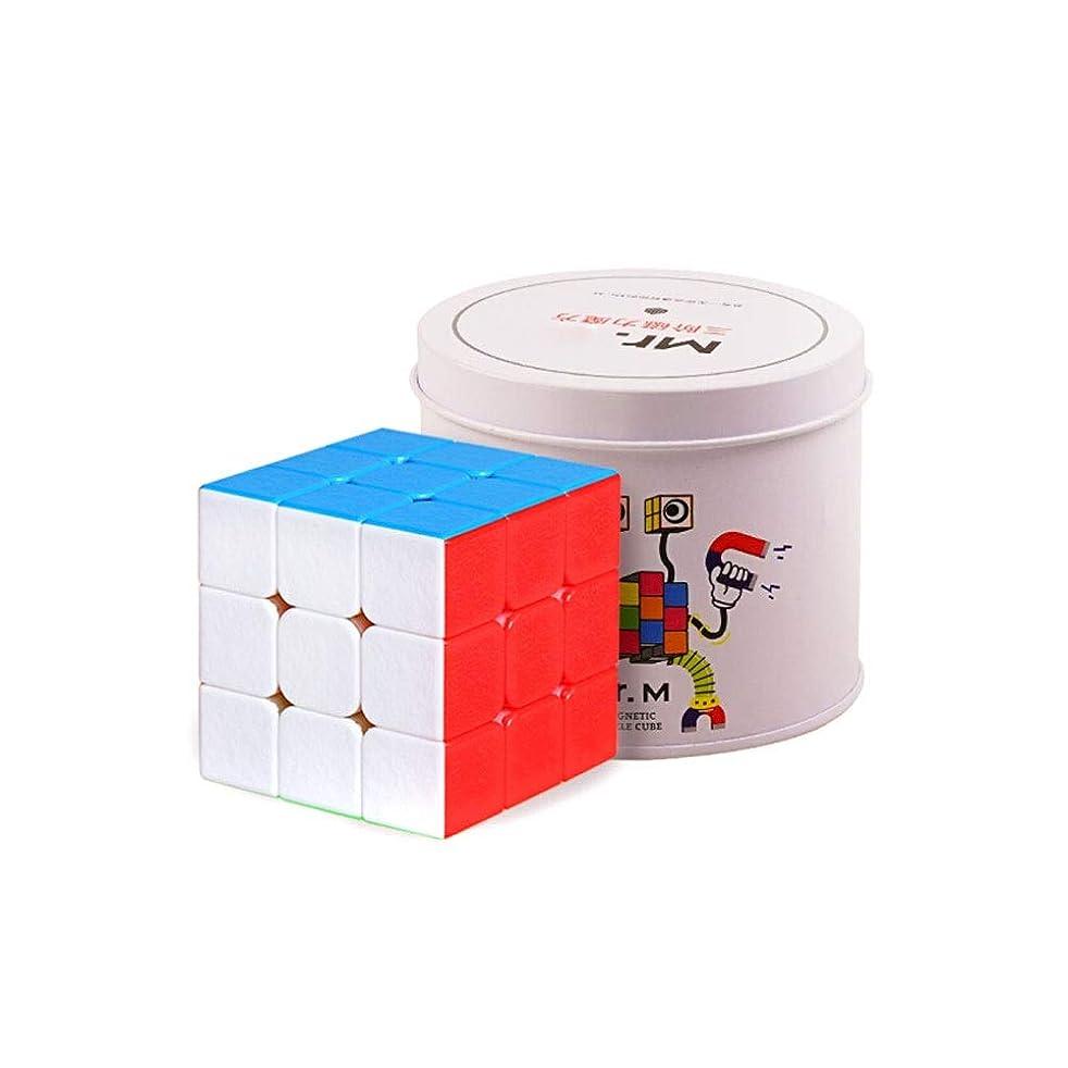 水没サラミ悲しみQiyuezhuangshi ルービックキューブ、磁気プロフェッショナルルービックキューブ、ゲームの魔法の立方体として使用することができます、ギフトとして使用することができます。 ファッション (Edition : Third-order)