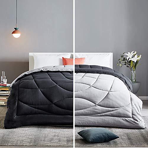 SLEEP ZONE All Season Comforter Down Alternative Soft Temperature...