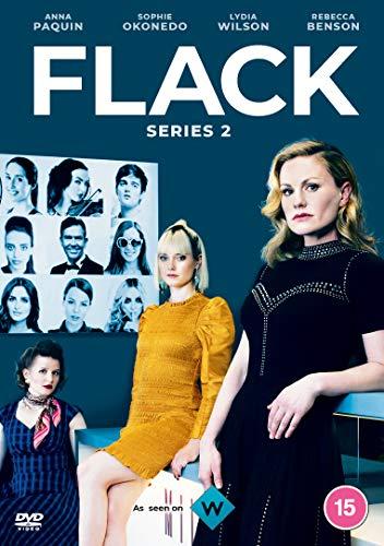 Flack - Series 2 [DVD] [Reino Unido]