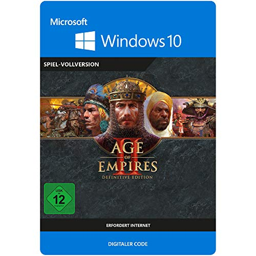 Age of Empires 2: Definitive Edition |Windows 10 - Download Code