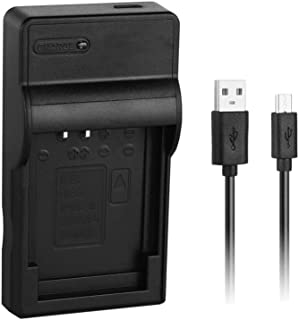 CCYC LP-E12 Replacement USB Fast Charger for Canon LPE12 Battery, Rebel SL1, EOS-M, EOS M2, EOS M10, EOS M100 Cameras, Replaces of LC-E12 Charger