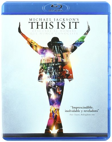 Michael Jacksons This Is It - Bd [Blu-ray]